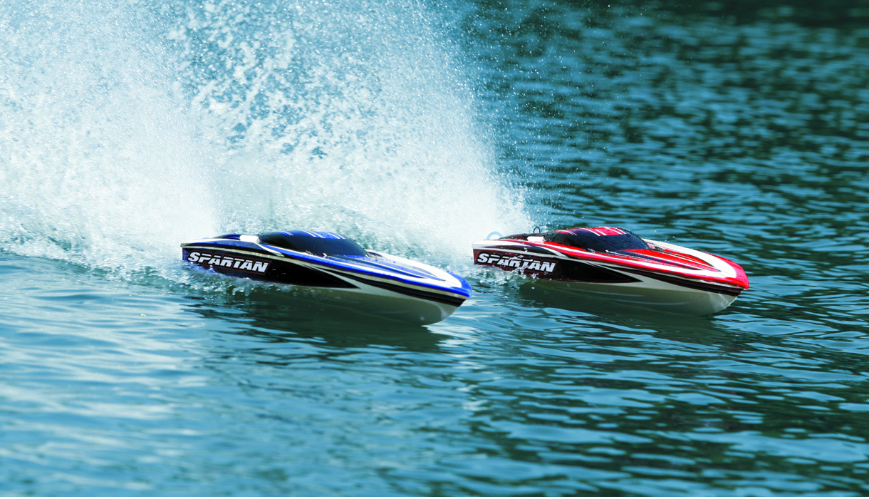 racing speed boats